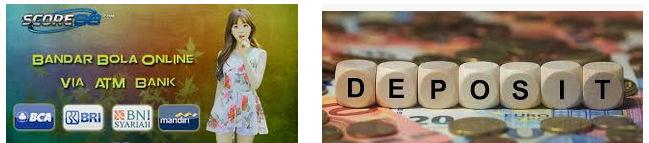 Deposit judi online di situs bandar bola Sbobet